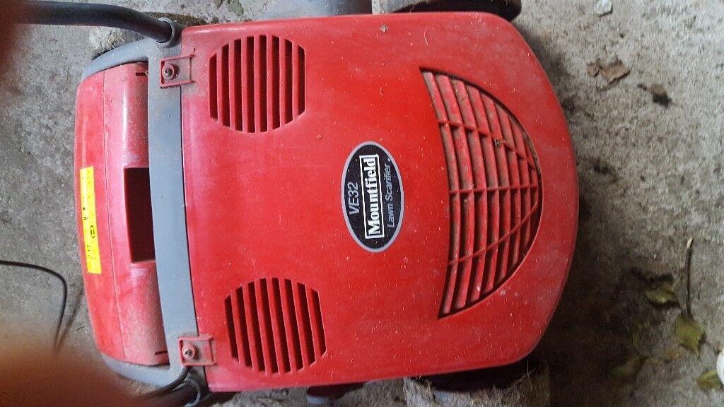 Mountfield VE32 Scarifier