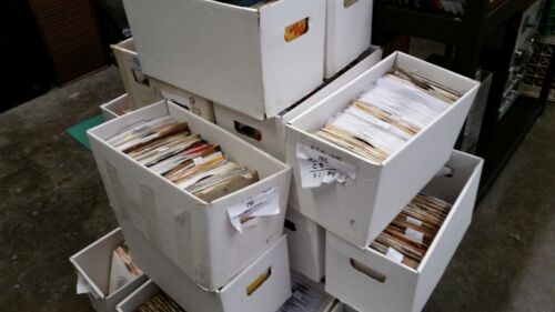 PICK YOUR GENRE FROM HUGE LOT OF CLASSIC VINYL RECORDS 45RPM 10 for $25-TRY IT!