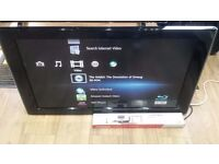 """Samsung 40"""" Full HD Freeview LCD TV £90"""