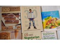 6 Cookbooks