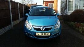 Vauxhall Corsa 1.2 5d 80 BHP Low mileage