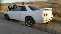 1991 Nissan Skyline gsts r32 project