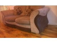 Sofa bed 3 piece set Can deliver