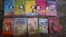 Girl's books