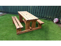 Childrens /kids Garden seats and benchs from £50