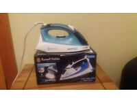 Russell Hobbs - Steamglide Iron 2000w