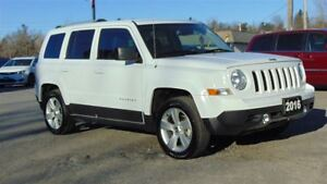 2016 Jeep Patriot NORTH - EXECUTIVE DEMO