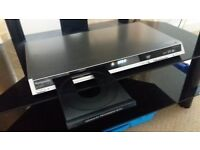 Panasonic DVD-S29 CD / DVD Player. WMA/MP3/JPEG. Inc. Mains & Scart Leads & Instructions. NO REMOTE!