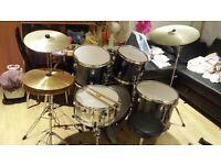 Hohner LEX Drum Kit