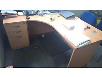 Office Furniture Clearout - desks, chairs, pedestals, filing cabinets all FOR SALE