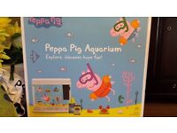 Peppa Pig aquarium explore and Discover and have fun unavailable £20 grab yourself a bargain