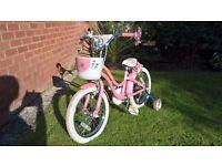 """Girls Trek Mystic 16""""bike"""