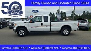 2012 Ford F-250 XLT 4X4 | One Owner | Tow Pkg