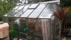 8ft x 12ft Greenhouse by Edenlite