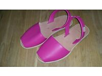 Costell Pink Sandals Size 38
