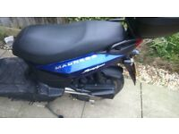 Sym symply 50 moped for sale.