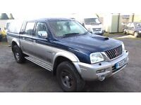 Mitsubishi L200 Animal Double Cab