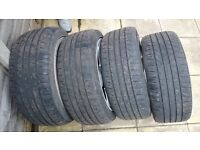 """Wheels 18"""" to Audi s-line (A3,A4 or A6) for sale!"""