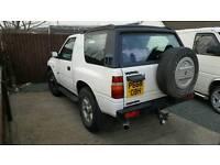 Vauxhall frontera 2.0 8v sport