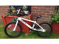 Boys bmx 20inch bike
