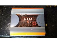 Subwoofer Pioneer & JBL 400W Amplifier Car audio