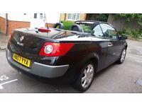 2008 Renault Megane 1.6 VVT Dynamique Convertible 2dr LOW MILEAGE
