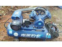 air compressor 8 bar 70 litre