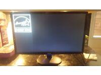 24inch Acer 240HL Monitor