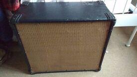 Guitar Speaker Cabinet 2 x 12