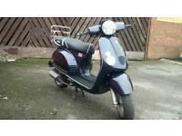 Scooter moped baotian monza 50cc 2016
