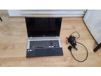 "Acer Aspire V3-771G Notebook 17"" INTEL i5 / memory 12gb /hard drive 1T EXCELLENT CONDITION"