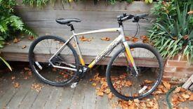 Ridgeback flight 4 Bike 2016 cost £1,000