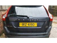 volvo xc60 for spares or repair
