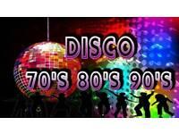 Mobile DJ Preston Area. 60's 70's 80's 90's and more!