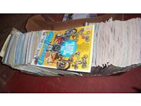 "104 copies of ""Classic Bike"" magazine"