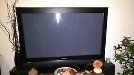 42 Plasma HD TV Agfa Promax