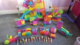 Polly pocket bundle toys