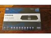 Linksys XAC1200 Dual Band AC1200 Smart Wi-Fi Modem Router with Gigabit Ethernet