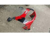 Suzuki gsxr1100 gsxr 1100 top fairing