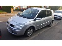 Renault SCENIC- Cheap to run good condition and reliable automatic car. MOT due 14/11/2017