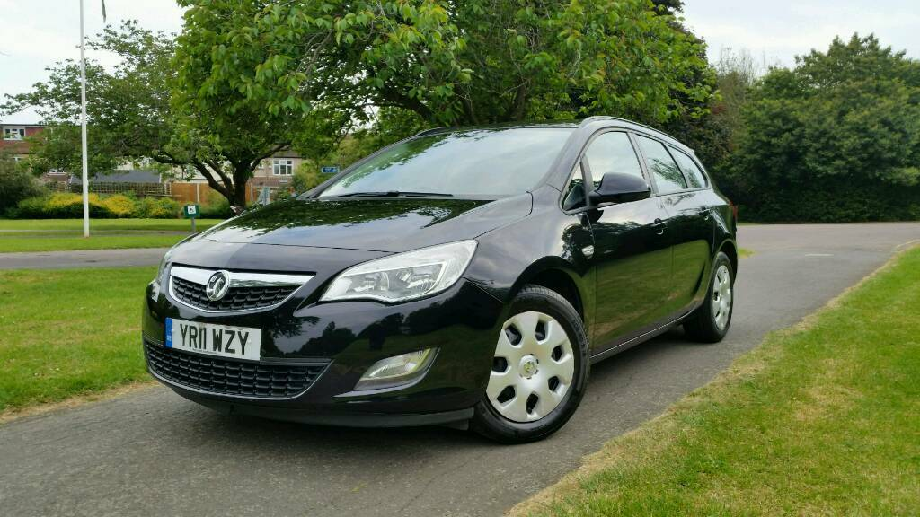 201120 Taxdieselvauxhall Astra Sports Tourer 13 Cdti1 Owner