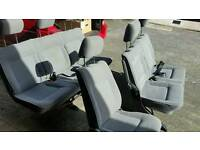 VW Transporter T4 seats