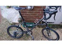 Mini-Velo and Giant Bikes