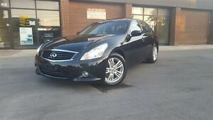 2013 Infiniti G37X LUXURY PKG / NAVIGATION AWD!!!