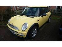 Mini One 1.6 petrol 2003