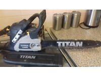 TITAN TTL632CHN CHAINSAW PETROL