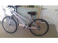 Ladies 18 speed bike