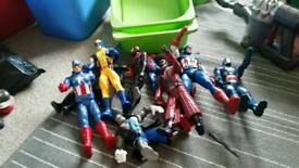 Avengers large figures