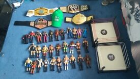Wwe Wrestling figures.