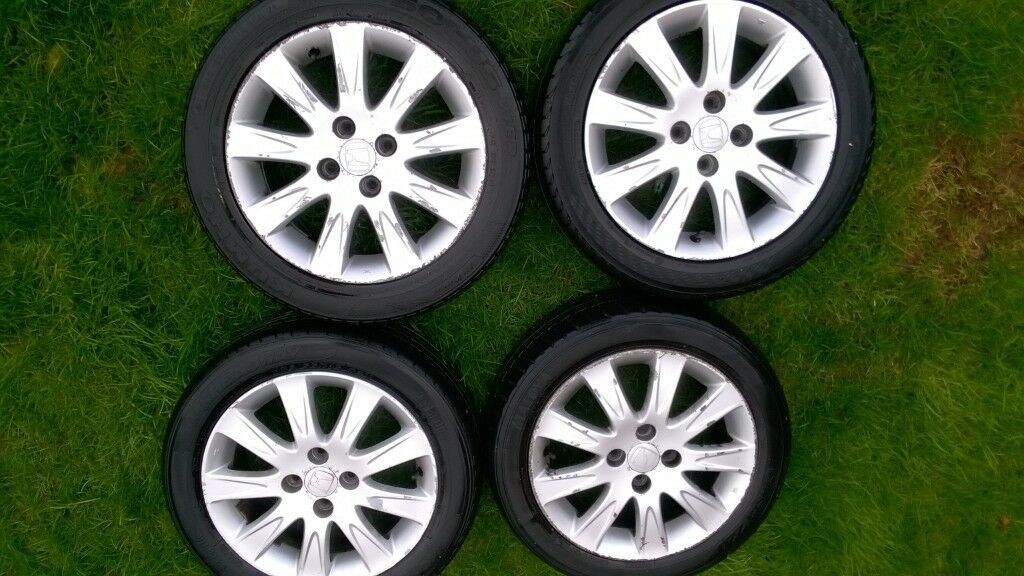 Honda Jazz Mk2 15 Genuine Alloy Wheels In Llanrumney Cardiff